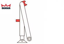 Рычаг складной ФОП для моделей TS 73V, 83