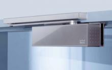 Монтажная пластина для цельностеклянной двери